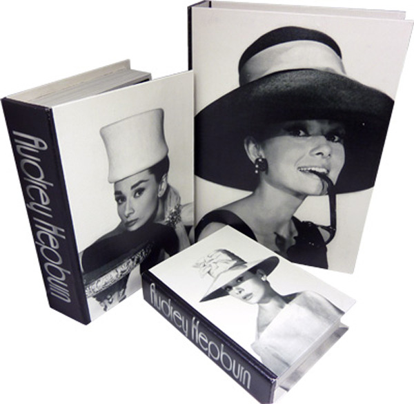 Book Boxes - Audrey's Hats (set of 3)