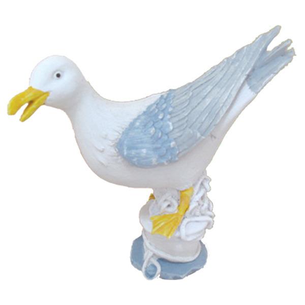 Gull stooping 16x15x65cm