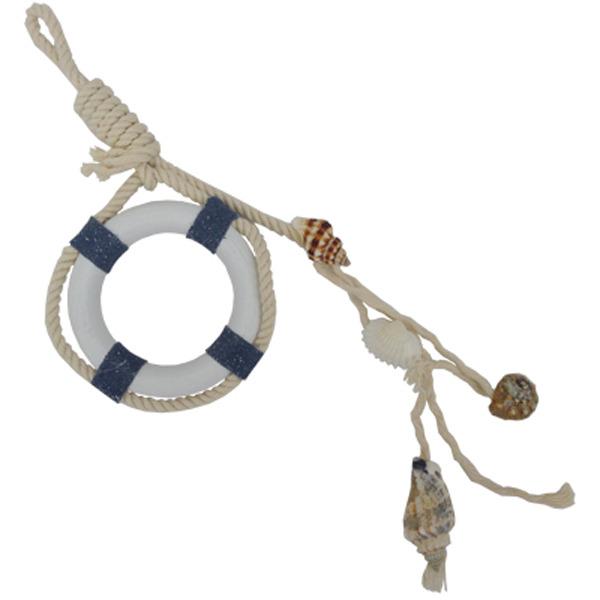 LifeBuoy Hanger - Blue 24cm