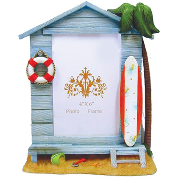 Beach Hut Surfboard Frame
