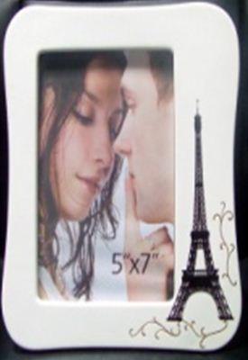 Photo Frame Paris Portrait curved side 5x7