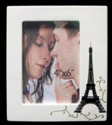 Photo Frame Paris Portrait straight side