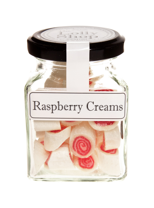 Raspberry Cream 100g